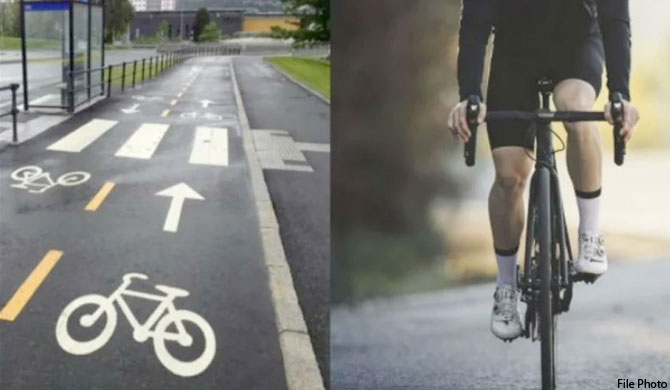 UDA plans cycling track