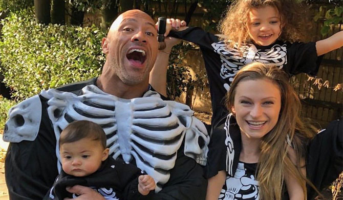 Dwayne 'the Rock' Johnson & family had Covid-19