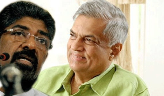 Arjun Aloysius to build Ranil's image – Keheliya (video)