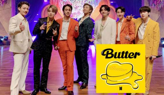 BTS' 'Butter' shatters several records (Video)