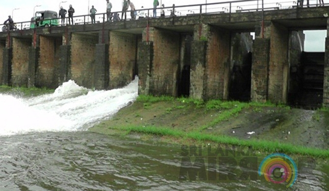 8 sluice gates at Parakrama Samudraya opened (Pics)