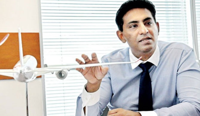 Kapila Chandrasena back in SriLankan Airlines (update)