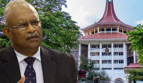 SSP Shani Abeysekera files FR petition