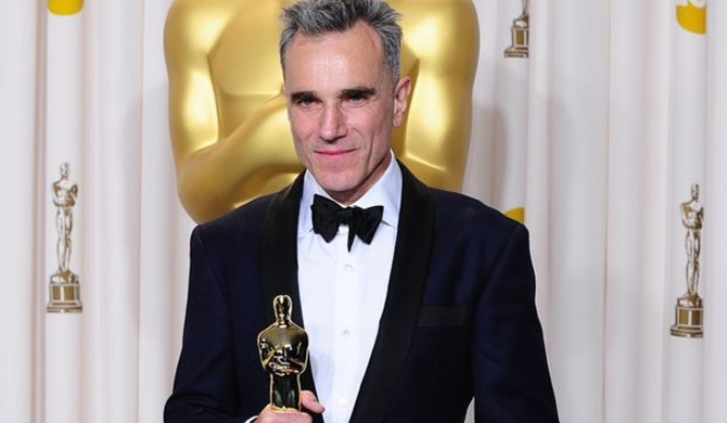 Daniel Day-Lewis retires