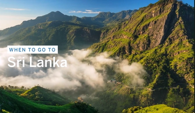 Sri Lanka ranked top country for travel in 2019 by Lonely Planet