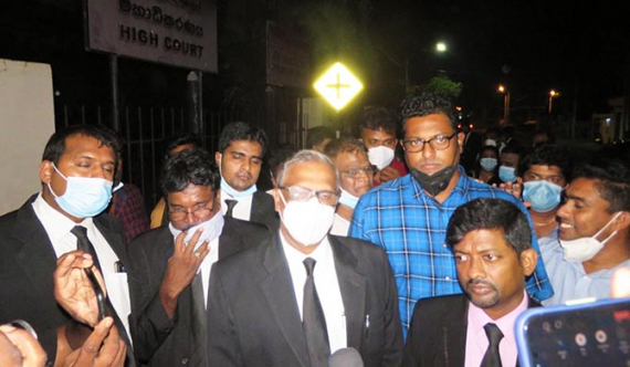 Jaffna mayor released on bail