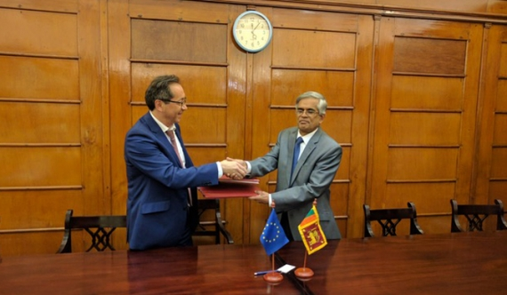 EU grants €42 m for Sri Lanka's agriculture & reconciliation
