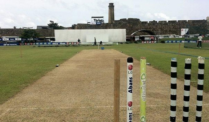 Concerns raised over pitch maintenance at Galle stadium