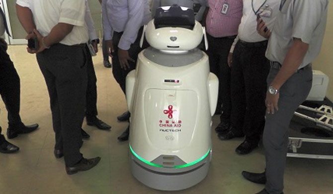 PNB gets robots to inspect drugs at BIA