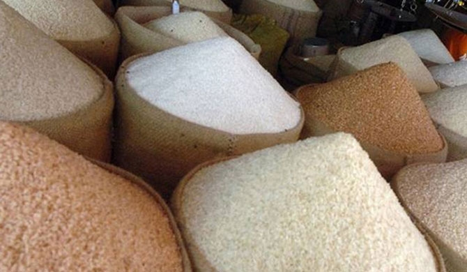Rice worth Rs. 130 m imported daily