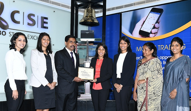 Renuka Hotels commences trading at CSE