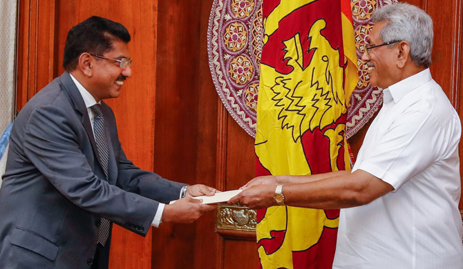 Anil Jasinghe appointed as secretary to Environment ministry