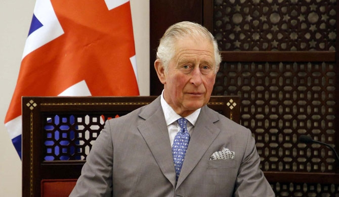 Prince Charles tests positive for Covid19