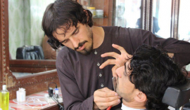 , Taliban bans Helmand barbers from trimming beards,