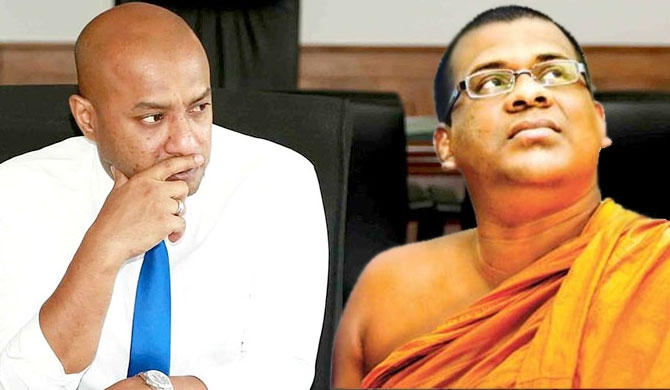 All religious leaders agreeable to 'pardon' Gnanasara Thera- Duminda