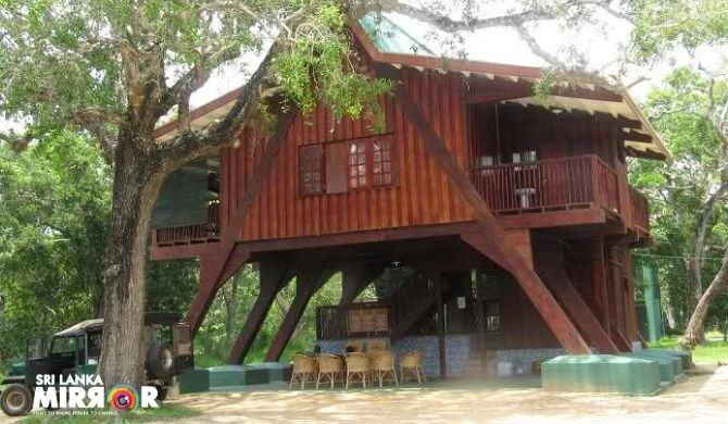Tourist bungalows of Wildlife Dept. closed down