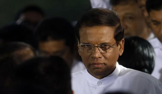 Maithri ready for another government change!