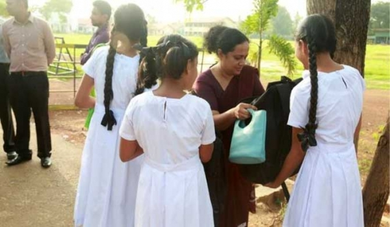 Mahinda talks of attack on 13th: Can the children return to school?