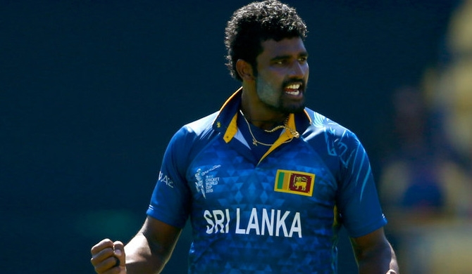 Thisara Perera recalled to white ball cricket