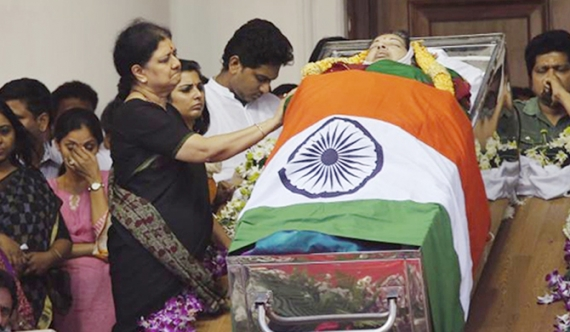 Sri Lanka condoles over death of Jayalalitha