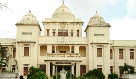 PM apologizes over Jaffna library arson attack