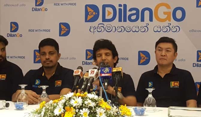 Dilantha's 'DilanGo' taxi service launched