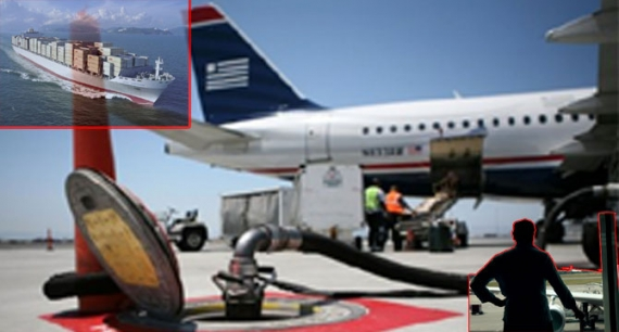Looming shortage of aviation fuel