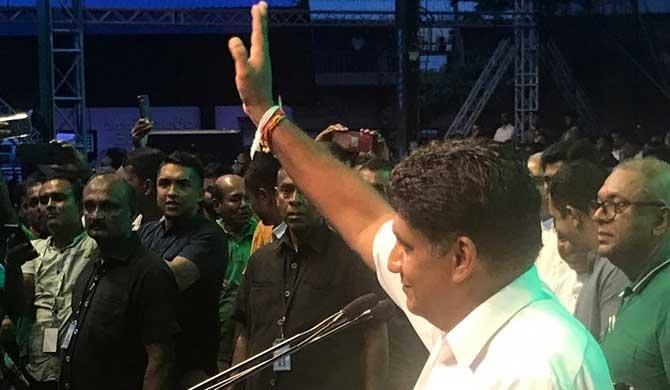 Sajith visits to Matara : Says contesting Prez polls