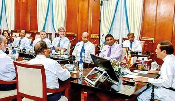 Private sector leaders meet Sirisena, list serious concerns