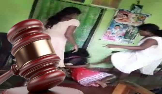 Two women again remanded over assault of minor