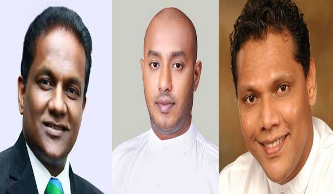President's term: Differences of opinion within the SLFP