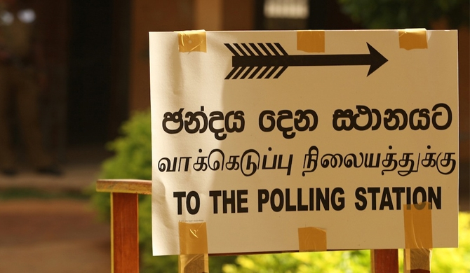 Number of polls related violations reported