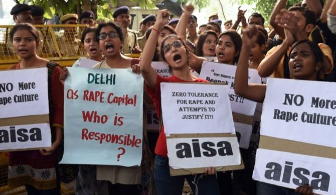 India shocked as 8-month baby raped