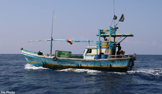 A deterrent to drug smuggling by fishing boats