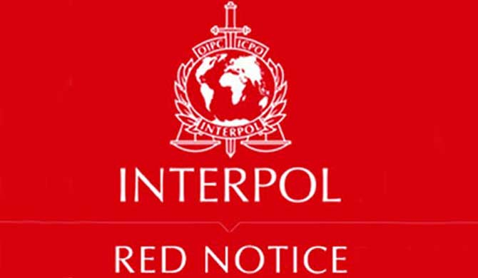 129 Lankan fugitives on INTERPOL red notice list; 87 on blue notices