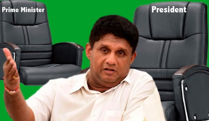 Sajith in operation to become PM prior to presidency?