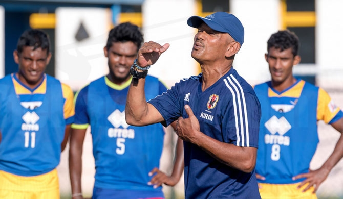 Coach out if the team fails to qualify for South Asia finals