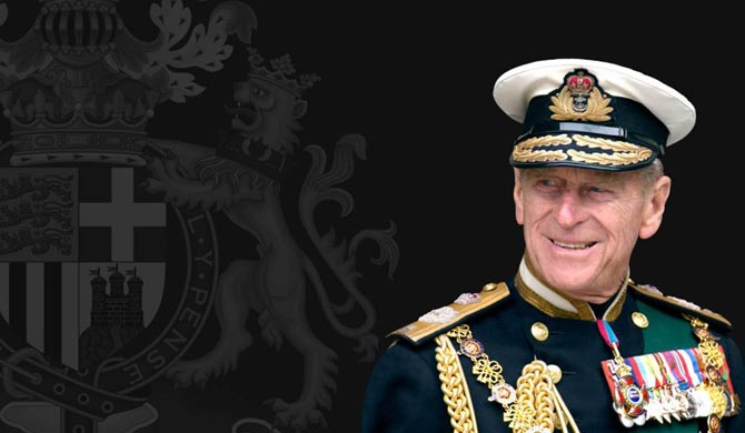 Prince Philip passes away