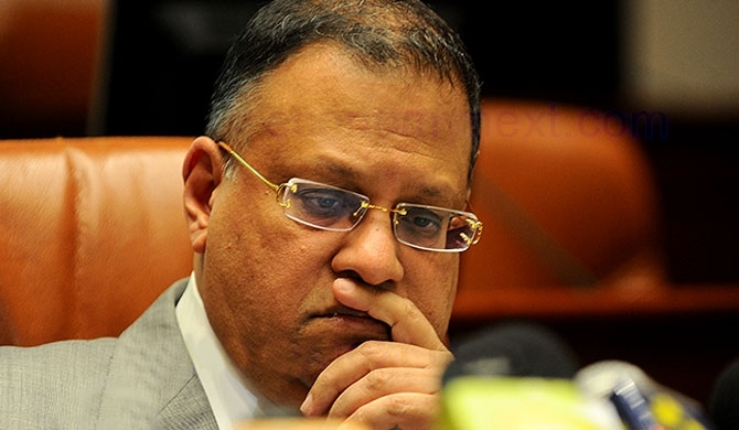 Special report from AG Department to extradite Arjuna Mahendran!