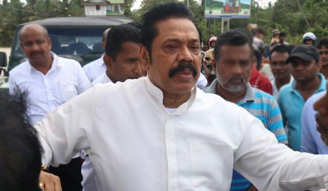 Mahinda doesn't believe ministers have links with RAW