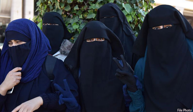 'Cabinet approves to ban face coverings including burqa'