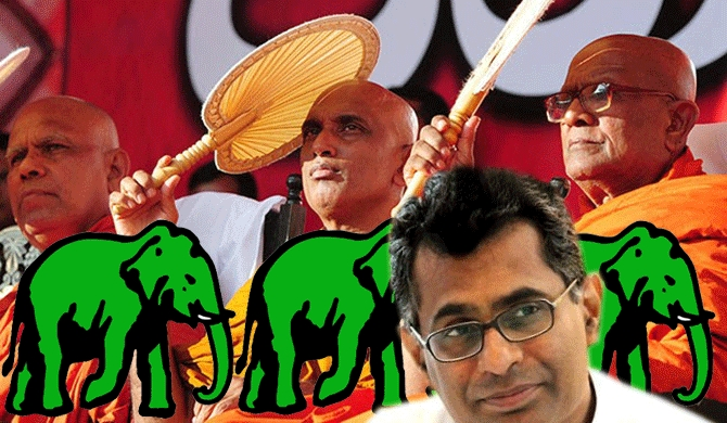 JHU to contest mini polls under elephant sign