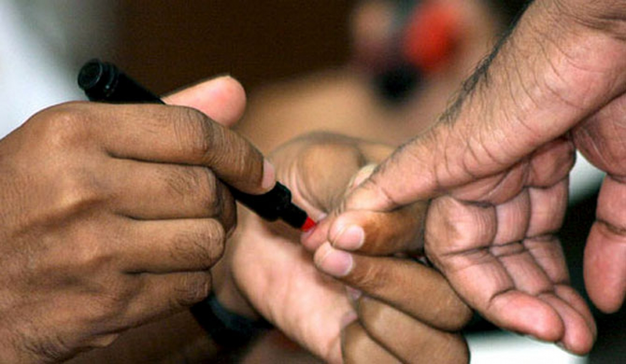 Election expenditure curtailed