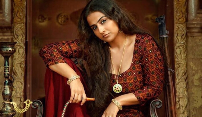 Vidya Balan says she 'wanted to be liked all her life'