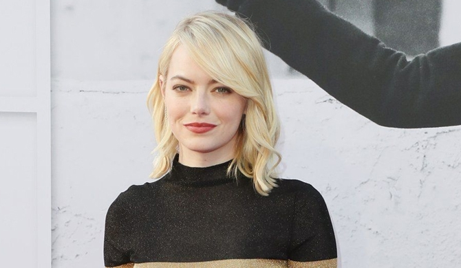 Emma Stone, highest paid actress