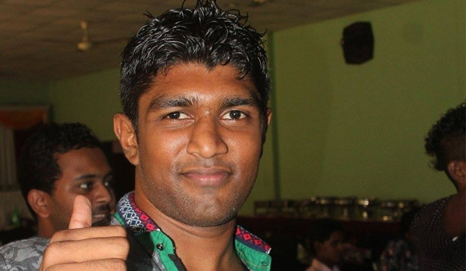 2 golds for Saparamadu at Eindhoven Box Cup (Video)