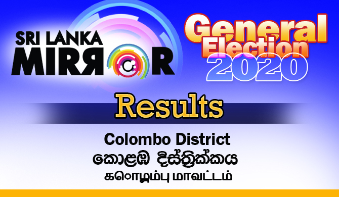 Telephone reigns in 5 Colombo electorates